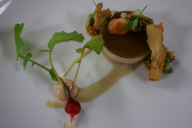 Foie dish 2