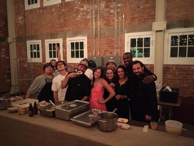 Dinner Lab Crew